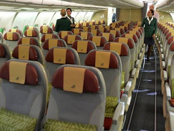 Самые грязные места в самолетах