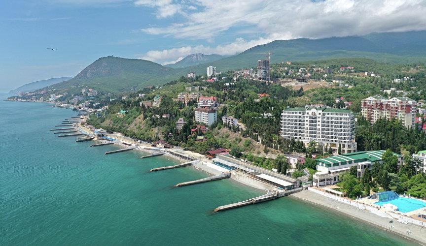 Туризм в Крыму и заложники коронавируса