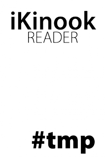 iKinook Reader cover template