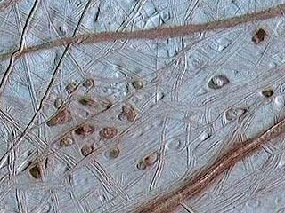 Ледяная поверхность Европы (фото: anomalia.kulichki.ru)