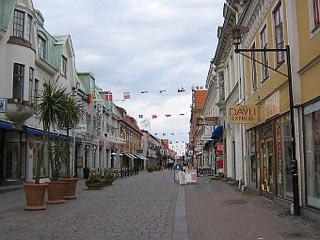 Город Кальмар. Фото пользователя Arkan с сайта wikipedia.org