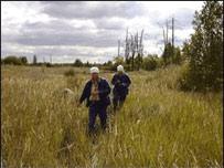 Исследователи исходили окрестности Чернобыля вдоль и поперек