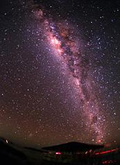Центральная часть Млечного Пути