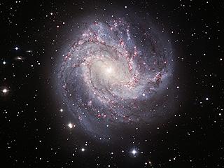 M83_Галактика тысячи рубинов
