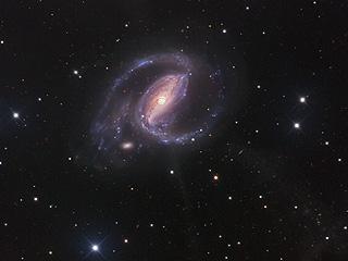 Джеты NGC 1097