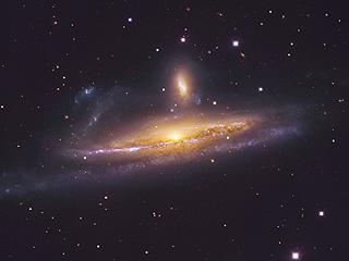 Галактики в Реке