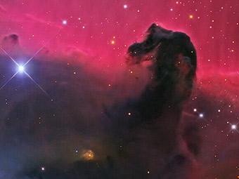 Туманность Конская Голова в Орионе