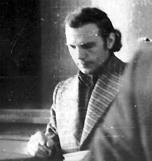 Мой учитель биологии, химии и музыки Повх Василий Григорьевич