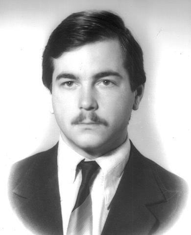 Выпускное фото, 5-й курс, 1985 г.