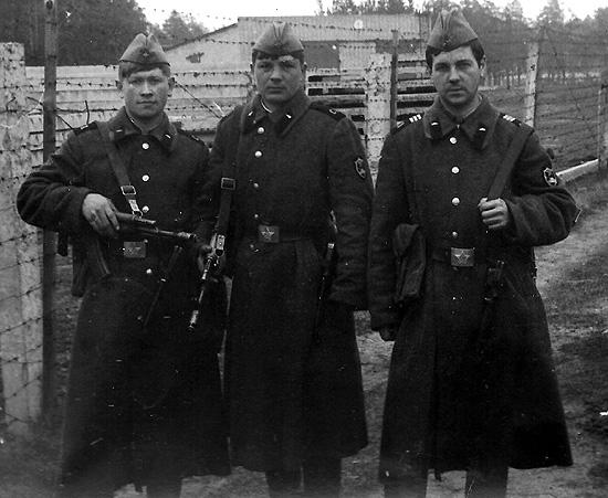 Несение караульной службы, Бобруйск, 1987 г.