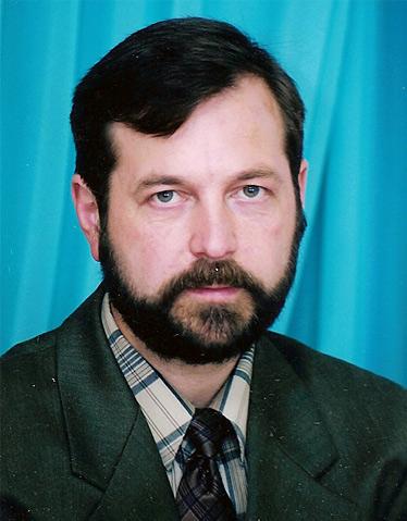Георгий Козулько во время работы учителем в средней школе