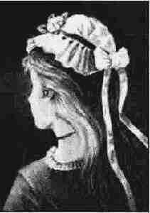 Иллюзия молодой девушки или грустной старухи