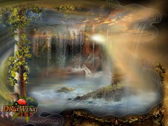 пробуждение реальность. Рисунок с сайта http://wpapers.ru/wallpapers/Fantasy/5625/
