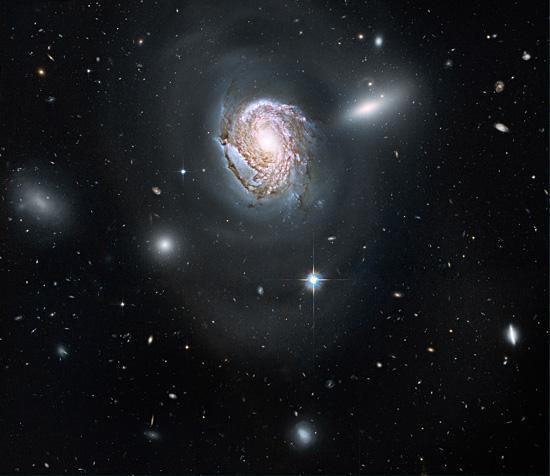 Живая вселенная галактика