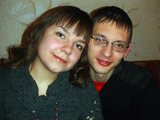 Дочь Наталья с бывшим мужем Николаем
