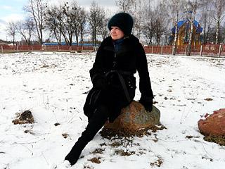 Моя любимая жена Татьяна