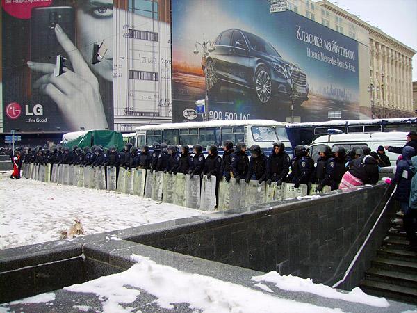 Майдан, Киев, 11.12.2013