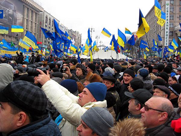 Майдан, Киев, 18.12.2013