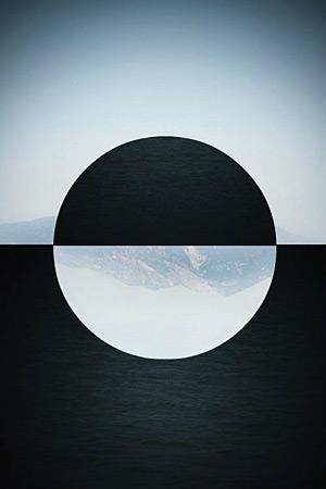 Черное-белое