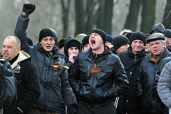 провокаторы российские