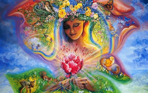 Живая природа и духовность