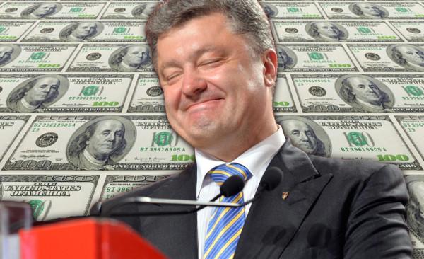 Олигарх Порошенко спрятал свои миллиарды вне декларации о доходах