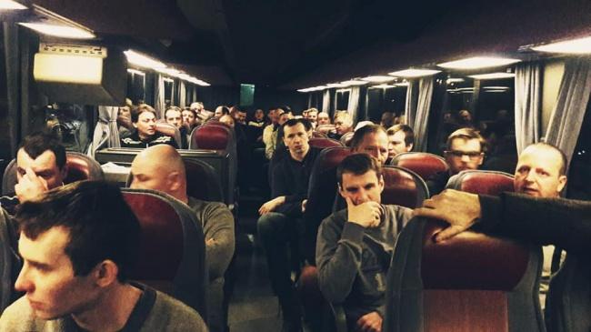 Польские фермеры на улицах Варшавы: «Дальше действовать будем мы»