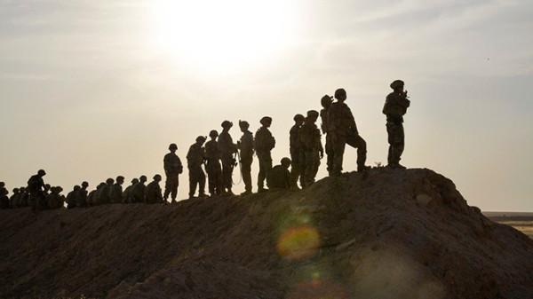 Новые обещания Пентагона о выводе американского военного контингента из Сирии