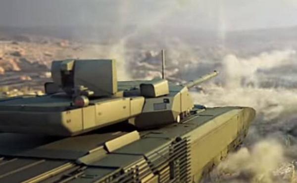На предприятиях ОПК РФ продолжается работа над беспилотным танком будущего