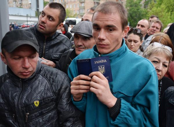 В 2018 году приток мигрантов из Незалежной в РФ сократился – все украинцы уже здесь