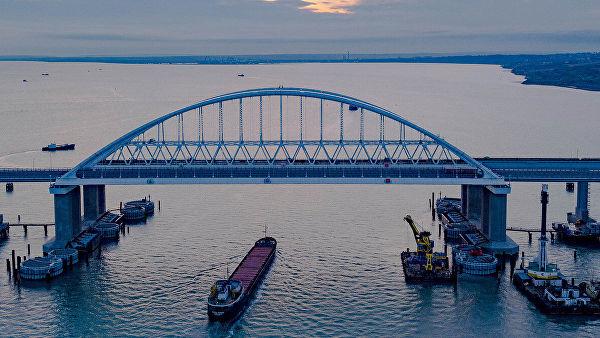 НАТО: «Крымский мост – геополитическое преимущество России»