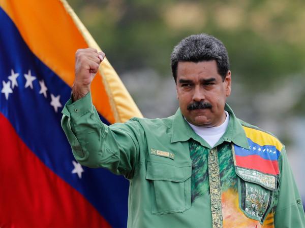 В Венесуэле сгорел продуктовый склад: похоже на провокацию со стороны США