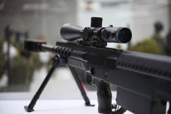 Российская снайперская винтовка последнего поколения: реактивная и автоматизированная