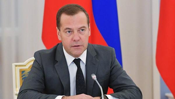 «Читайте учебники по международному праву» - Медведев о заявлении дипломата из США о Крыме
