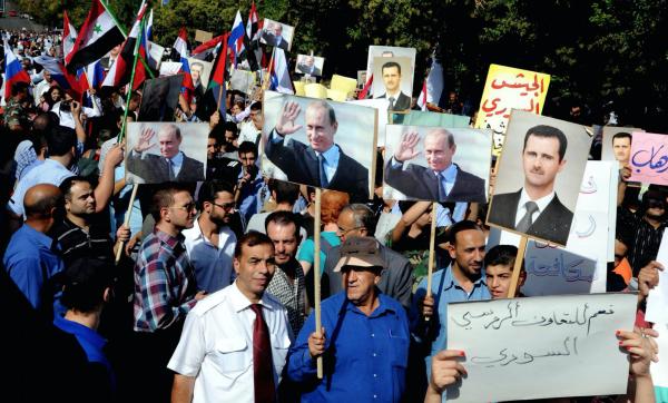 Пентагон боится усиления России на Ближнем Востоке