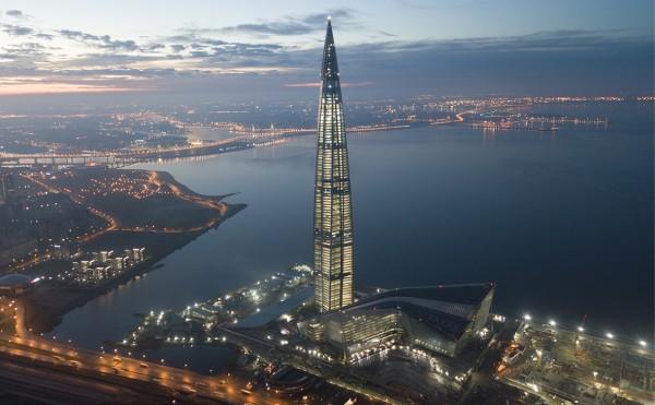 Санкт-Петербург начинает внедрять технологии «умного» города на своей территории