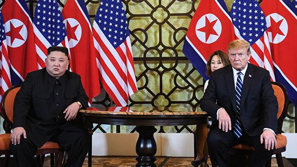 США не получат ядерного арсенала КНДР: Ким Чен Ын опять троллит Трампа