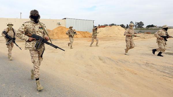 Россия призывает конфликтующие стороны в Ливии сесть за стол переговоров