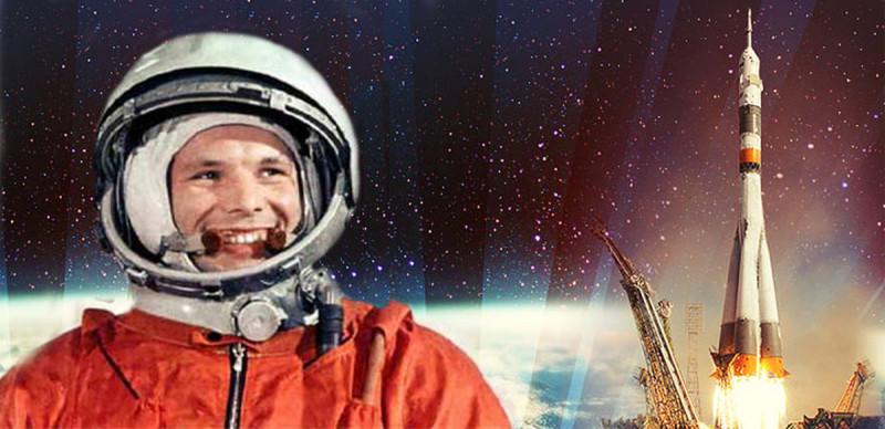 Россия, с днем Космонавтики! «Поехали!»