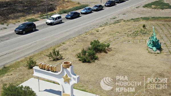 Крым снова в туристическом топе Украины