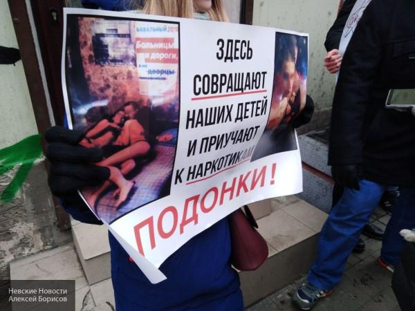 Арест активиста штаба Навального, обвиняемого в педофилии, продлен