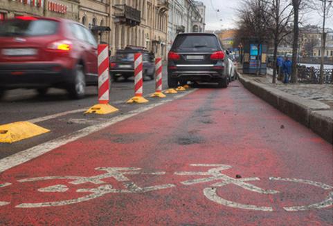На работу на велосипеде: что не так с инфраструктурой?