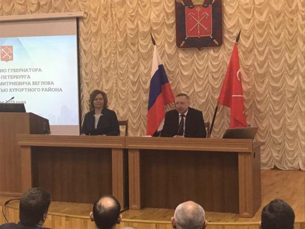 Губернаторские выборы в Петербурге не за горами