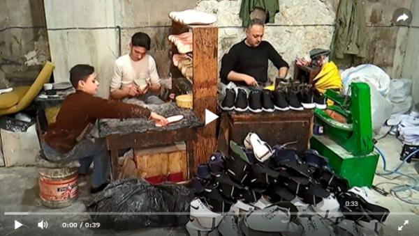 Процесс восстановления гражданской жизни продолжается в Сирии