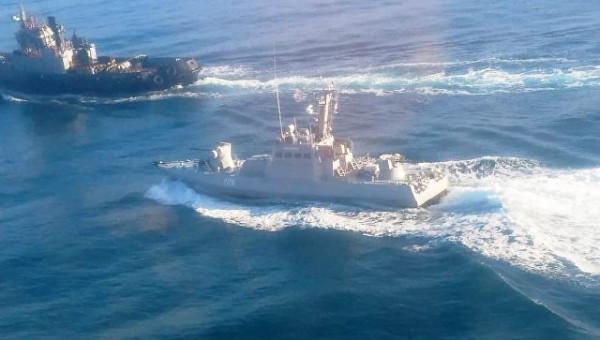 На Украине признали бессмысленность керчинских маневров украинских военных кораблей