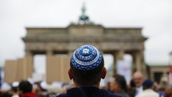 В Германии участились антисемитские преступления