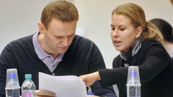 Навальный в Италии, Соболь в пролете или все интересное из жизни либеральной тусовки за неделю