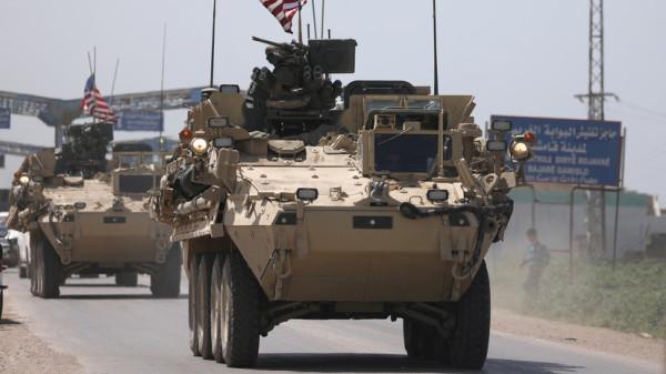 России обратилась в ООН с обращением по поводу военного присутствия США в Сирии