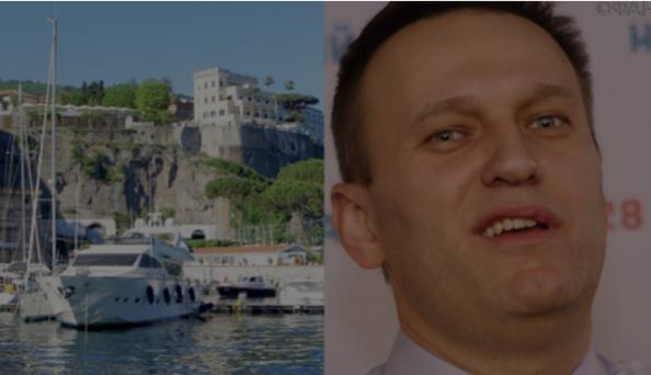 Многомиллионный отдых безработного Навального в Италии взбесил россиян