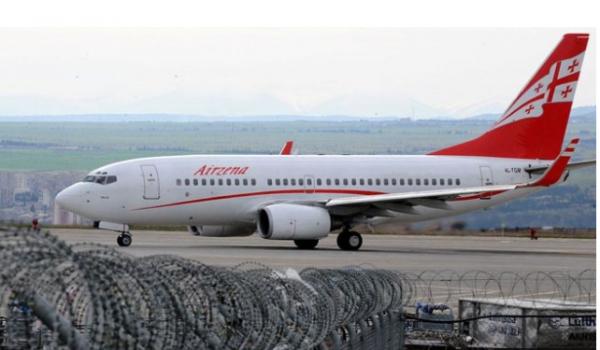 Перелеты из России в Грузию под официальным запретом